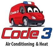Code 3 Air Conditioning and Heat
