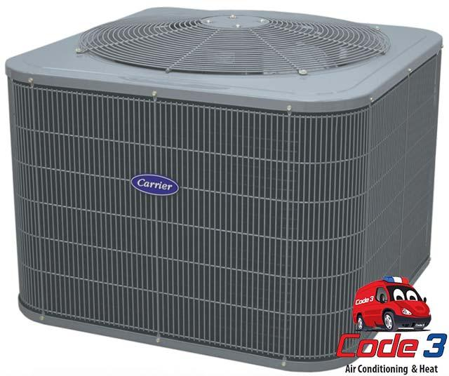 Carrier AC system used in North Texas homes