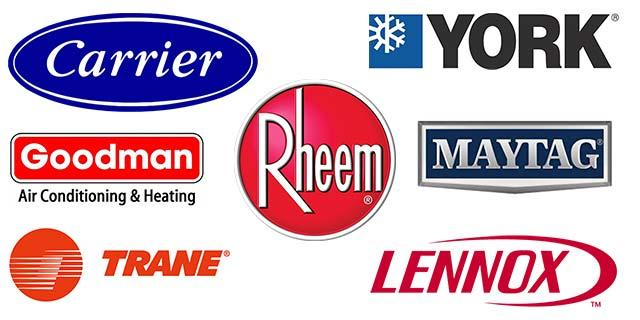 AC system brand names